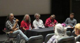 Image des participants au Panel Hochelaga Terre des Âmes - Présence autochtone 2017