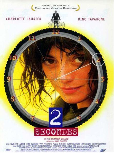 Affiche du film 2 secondes de Manon Briand (source Max Films)