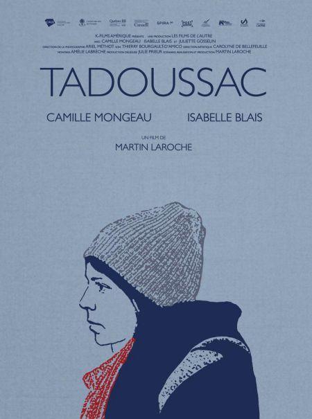 Affiche du film Tadoussac de Martin Laroche (K-Films Amérique)