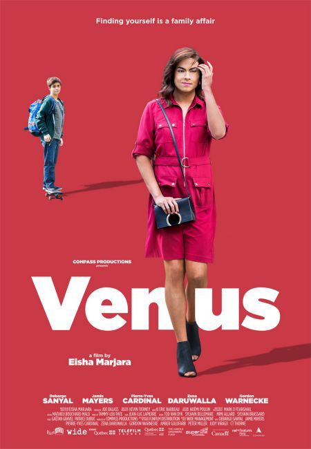 Affiche du film Vénus de Eisha Marjara