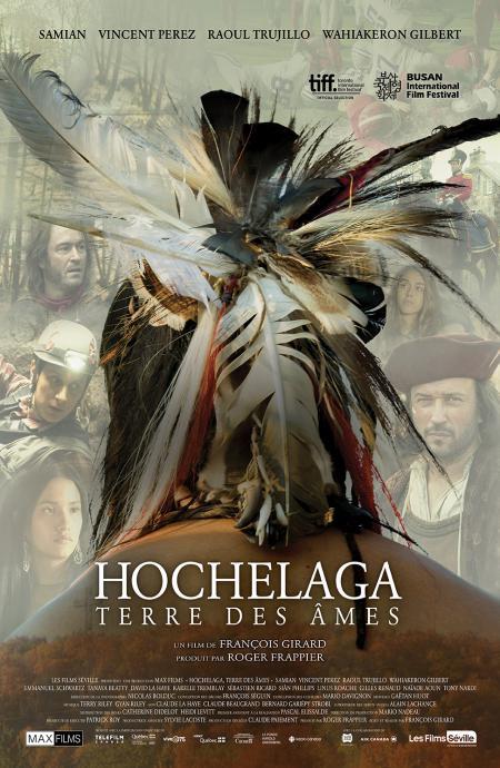 Affiche du film Hochelaga Terre des Âmes de Franôis Girard