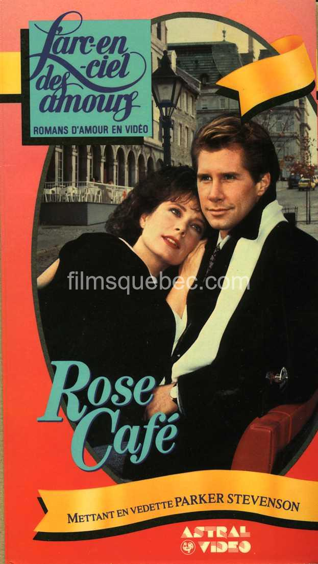 Pochette VHS du film The Rose Cafe (Rose Café)
