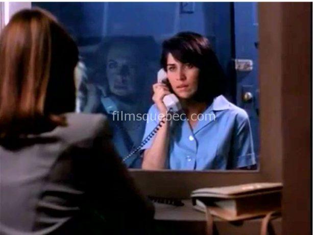 Nancy McKeon (d.) et Michele Scarabelli (g.) dans The Wrong Woman de Douglas Jackson (image extraite du film)