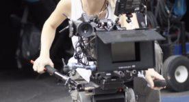 Mariloup Wolfe derrière la caméra