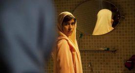 Image de la jeune Mahour Jabbari dans le film canado-iranien Ava de Sadaf Foroughi