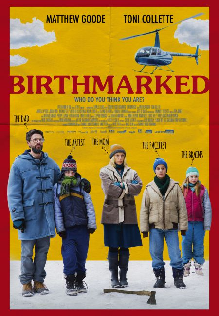 Affiche du film Birthmarked de Emanuel Hoss-Desmarais