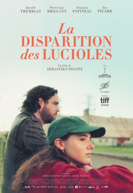 Affiche du film La disparition des lucioles de Sébastien Pilote