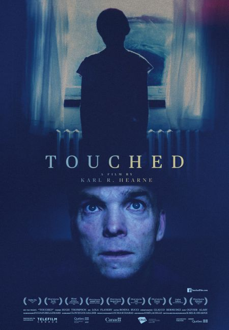 Touched (Karl R. Hearne) - affiche officielle