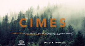 CIMES : en tournage avec Jean-Sébastien Courchesne et Antoine Pilon