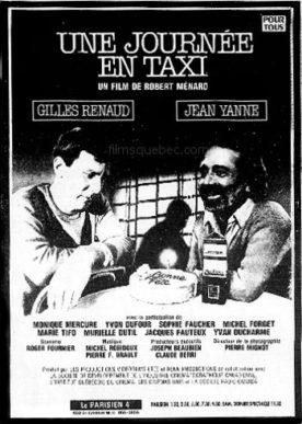 Une journée en taxi – Film de Robert Ménard