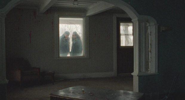Une maison vide, hantée peut-être, dans le film de Denis Côté Répertoire des villes disparues