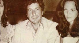 Couverture album Leonard Cohen
