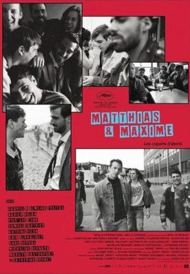 Matthias & Maxime – Film de Xavier Dolan