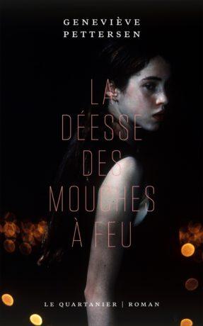 Couverture du roman La déesse des mouches à feu