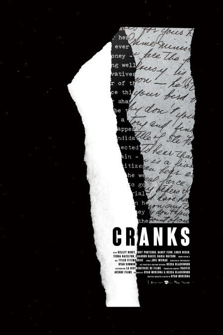 Affiche du film Cranks de Ryan McKenna