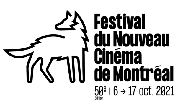 Logo Festival du nouveau cinéma de Montréal - 50e édition