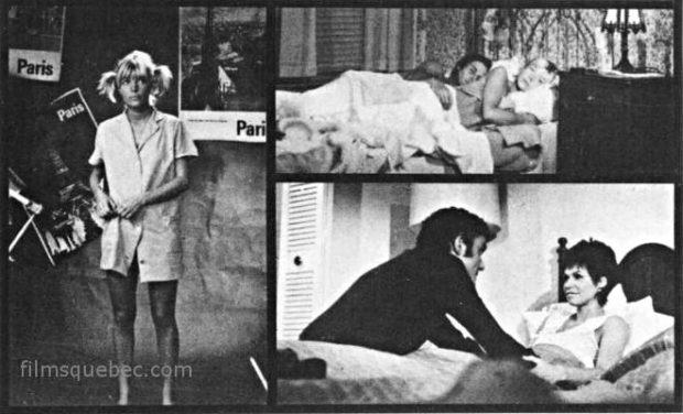 Finalement (Richard Martin, 1971) - montage presse