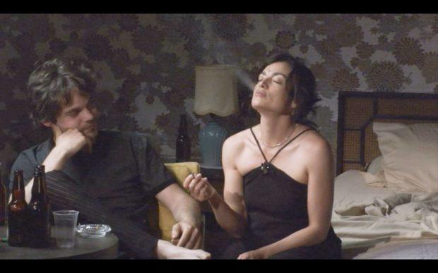 Charlotte Laurier et Pierre-Luc Brillant dans Les plus beaux yeux du monde de Charlotte Laurier et Pascal Courchesne