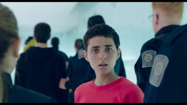 Nahéma Ricci dans Antigone de Sophie Deraspe