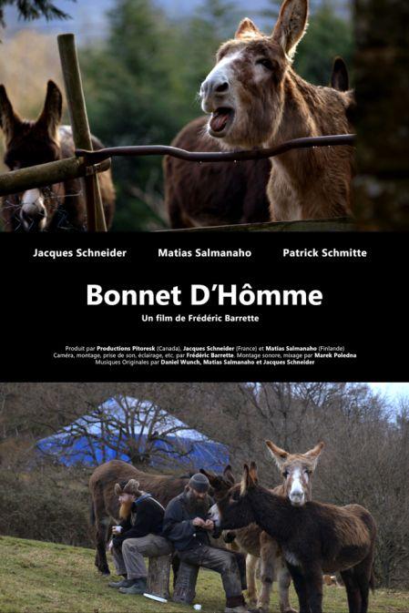 Bonnet D'Hômme - Affiche