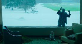 """Capture d'écran du teaser fait pour """"Brain Freeze"""", un thriller de zombies réalisé par Julien Knafo - En salle au printemps 2021."""