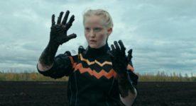 Image de l'actrice Tanja Bjork dans Le bruit des moteurs de Philippe Grégoire