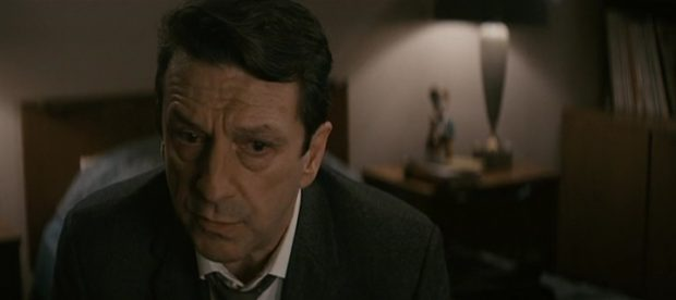 Dans Corbo de Mathieu Denis, Tony Nardi est Nicola Corbo, un immigrant italien qui a construit son bien-être petit bourgeois sur le dos des travailleurs qu'il a exploités.