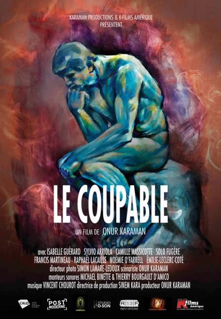 Affiche du film Le coupable de Onur Karaman