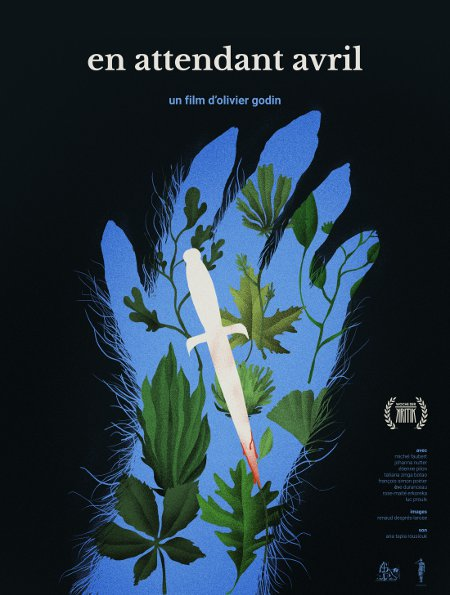 Affiche de En attendant Avril d'Olivier Godin