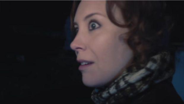 """Isabelle Blais dans le film """"L'Énergie sombre"""" de Leonardo Fuica"""