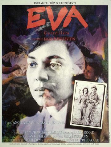 Affiche du film Eva Guerrillera de Jacqueline Levitin