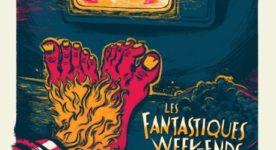 Affiche Fantastiques Week-End du cinéma québécois 2020