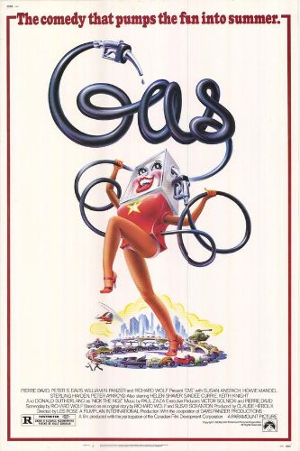 Affiche du film Gas de Les Rose