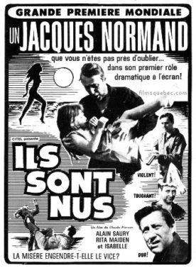 Ils sont nus – Film de Claude Pierson