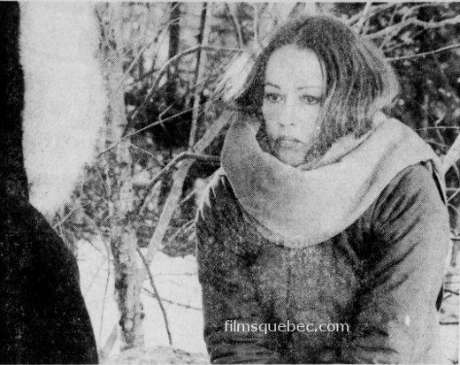 """Jeanne Moreau dans le film """"Je t'aime"""" de Pierre Duceppe"""