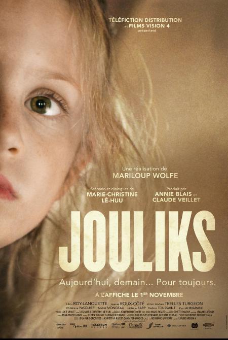 Affiche du film Jouliks de Mariloup Wolfe