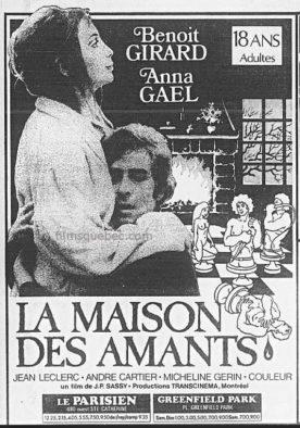 Maison des amants, La – Film de Jean-Paul Sassy