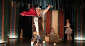 Mon cirque à moi - Patrick Huard et Jasmine Lemée
