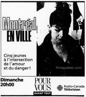 Montréal en ville – Film de Jean-Yves Laforce