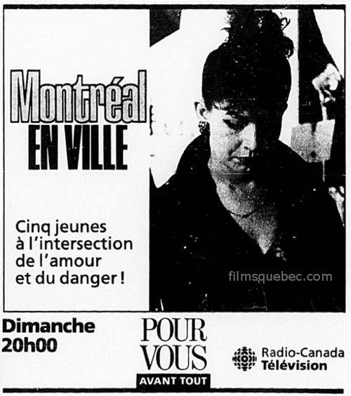 Montreal en ville encart presse