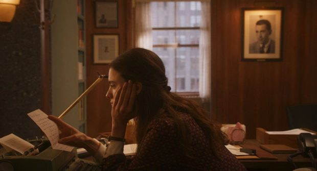 Image de Margaret Qualley dans le film My Salinger Years de Philippe Falardeau (copyright micro_scope)