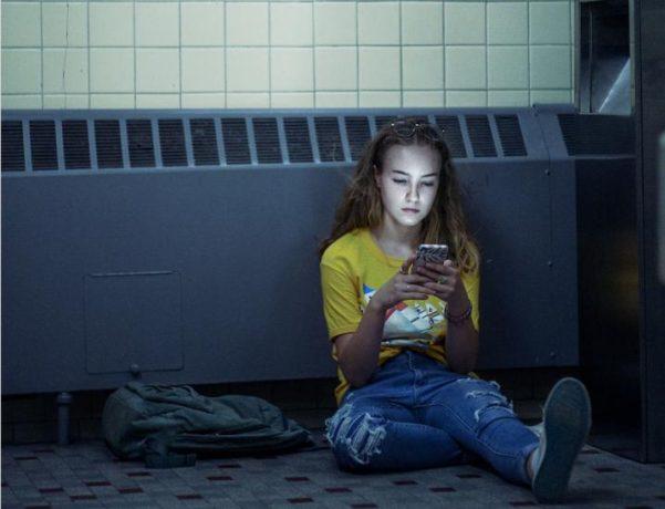 """Émilie Bierre dans """"Les nôtres"""" de Jeanne Leblanc 9Image extraite du film)"""