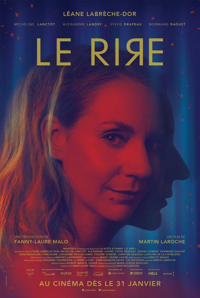 Affiche du film Le rire de Martin Laroche (Maison 4:3)