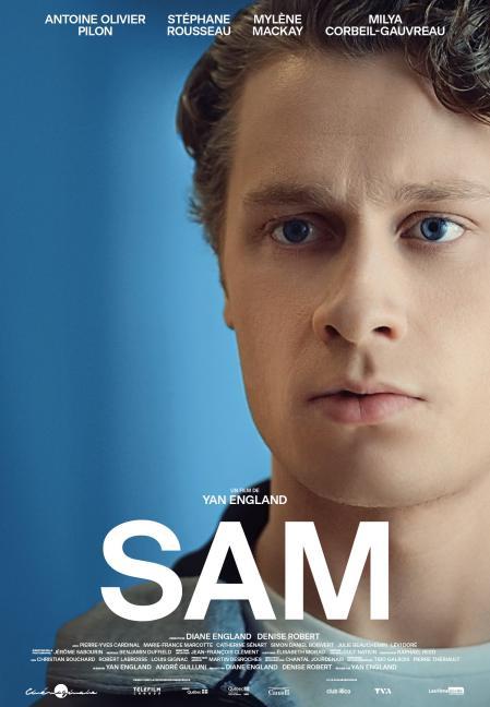 Affiche finale du film Sam