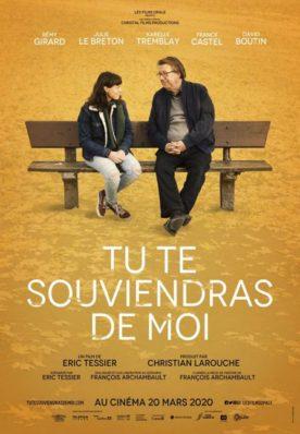 Tu te souviendras de moi – Film d'Éric Tessier